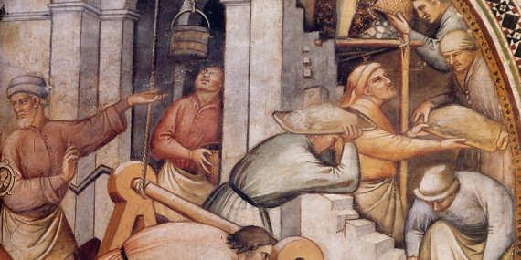 lavoro cattedrali