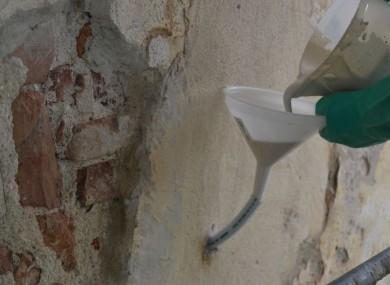 Iniezioni di cemento nelle murature, per cosa servono