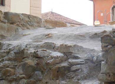 La calce pozzolanica Pantheon
