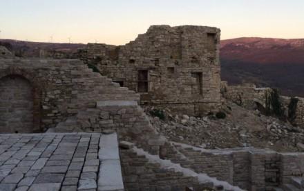 L'antico borgo di Molinara