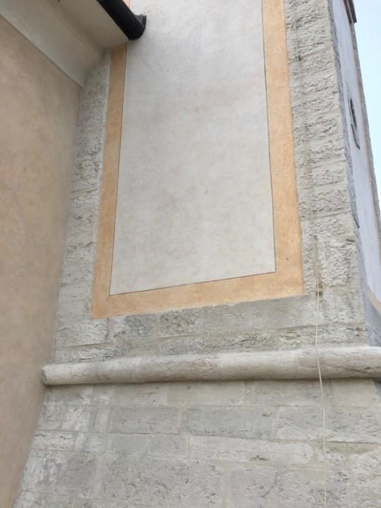 Edifici religiosi Chiesa di Formegan a Santa Giustina 9