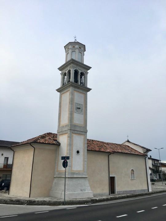 Edifici religiosi Chiesa di Formegan a Santa Giustina 7