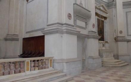 Chiesa del 1308, ricostruita nel XVII secolo