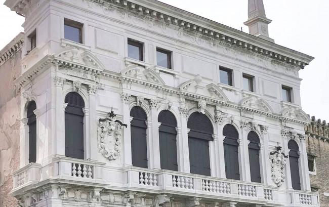 Palazzo sul Canal Grande