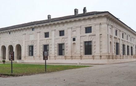 Edificio monumentale dell'architetto Giulio Romano