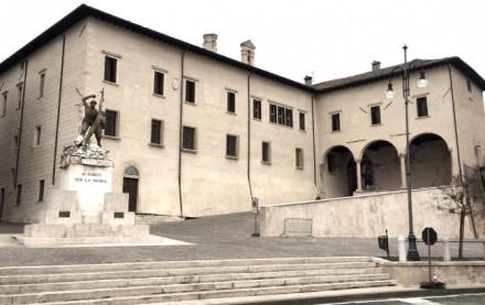 Palazzo con elementi gotici e rinascimentali