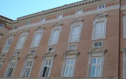 Palazzo reale parte dell'UNESCO dal 1997