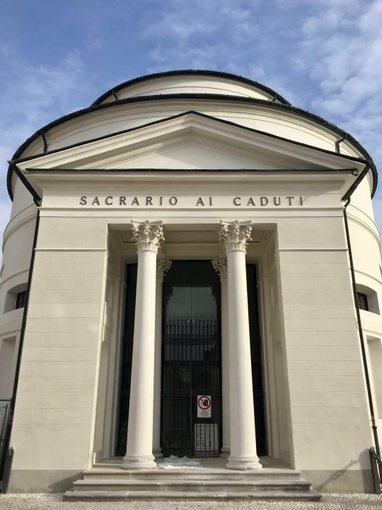 Edifici Pubblici Tempietto del Segusini a Mel 4
