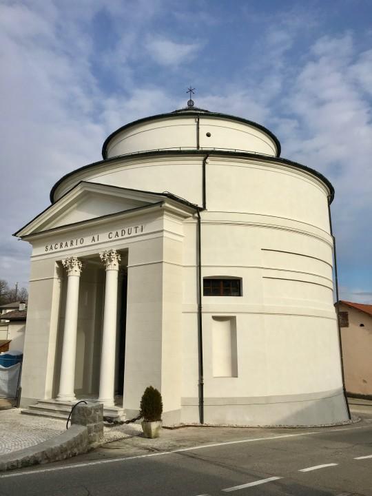 Edifici Pubblici Tempietto del Segusini a Mel 3