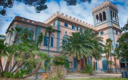 Villa cantata da Carducci