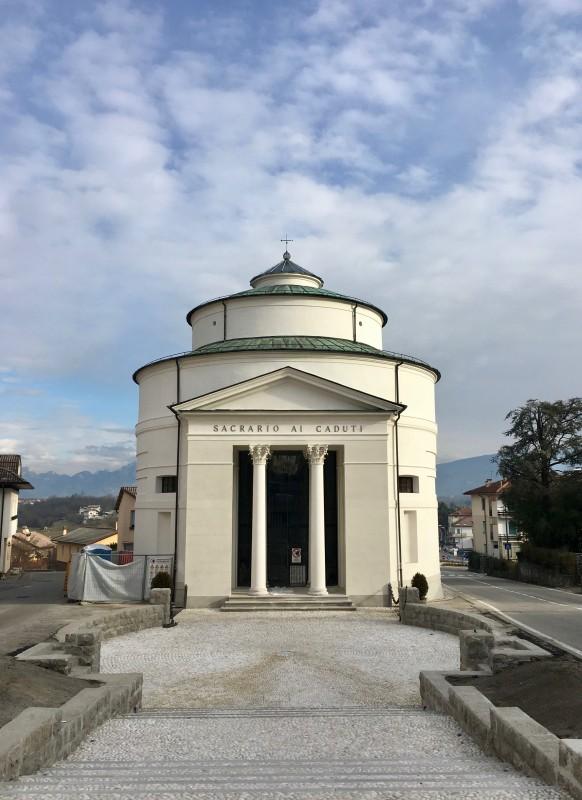 Edifici Pubblici Tempietto del Segusini a Mel 2