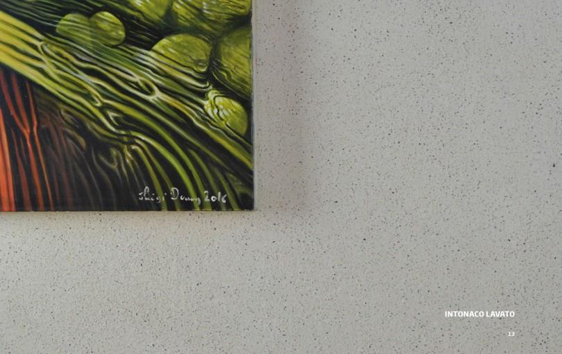 in der natürlichen Farbe der Rohstoffe mit Puzzolankalk Pantheon