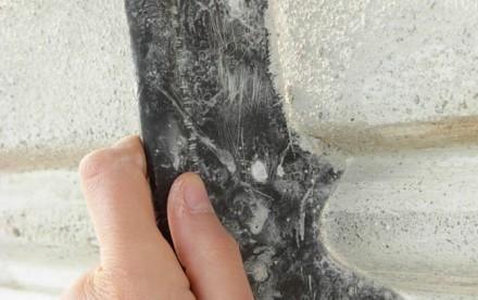 Malta modellabile da stuccatura per ripristini e restauri ornamentali
